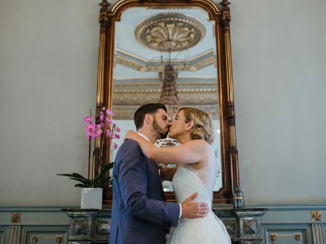 La boda de Juan Carlos  y Alicia  en Barcelona, Barcelona 1