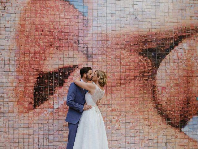 La boda de Juan Carlos  y Alicia  en Barcelona, Barcelona 2