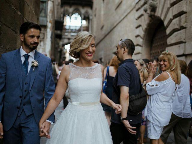 La boda de Juan Carlos  y Alicia  en Barcelona, Barcelona 10