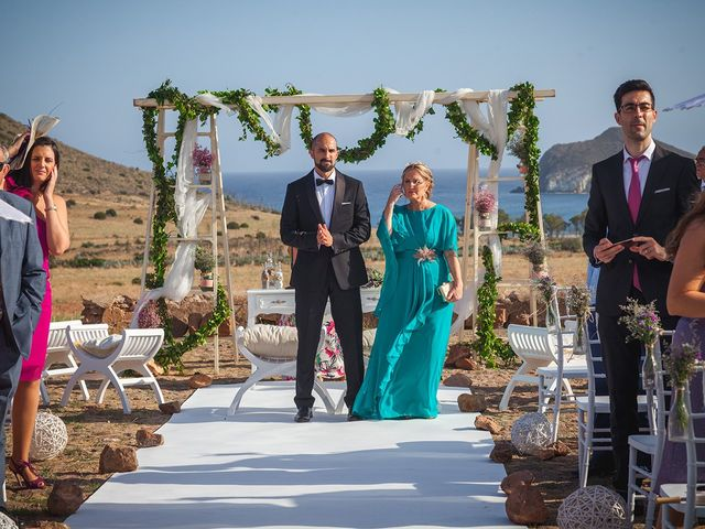 La boda de Antonio y Carmen en San Jose, Almería 8