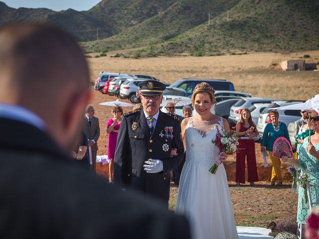 La boda de Antonio y Carmen en San Jose, Almería 9