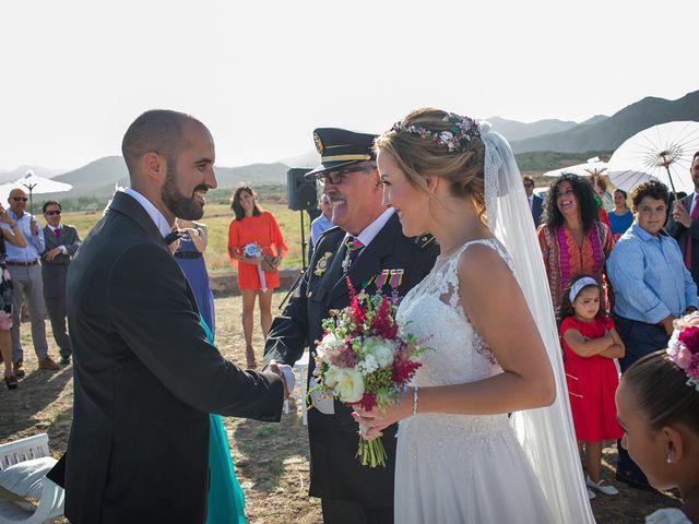 La boda de Antonio y Carmen en San Jose, Almería 10