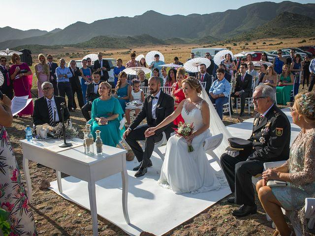 La boda de Antonio y Carmen en San Jose, Almería 11