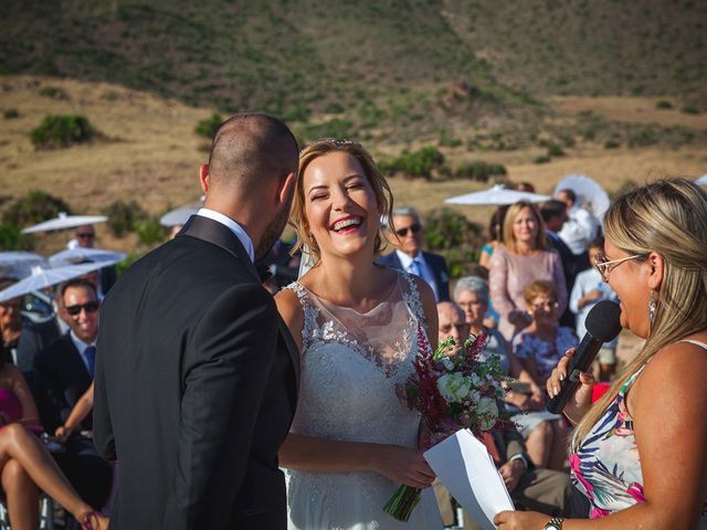 La boda de Antonio y Carmen en San Jose, Almería 12