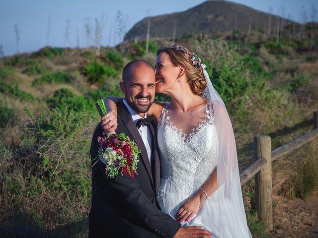 La boda de Antonio y Carmen en San Jose, Almería 14