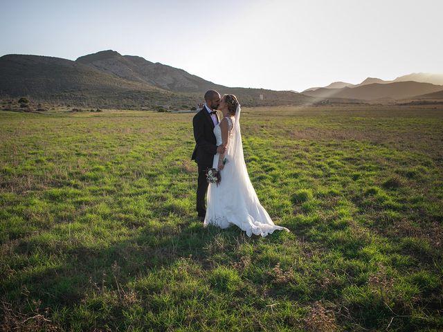La boda de Antonio y Carmen en San Jose, Almería 15
