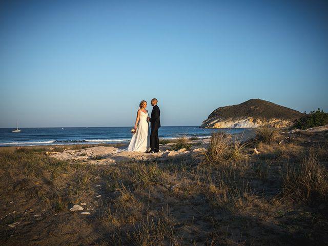 La boda de Antonio y Carmen en San Jose, Almería 18