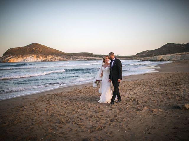 La boda de Antonio y Carmen en San Jose, Almería 21
