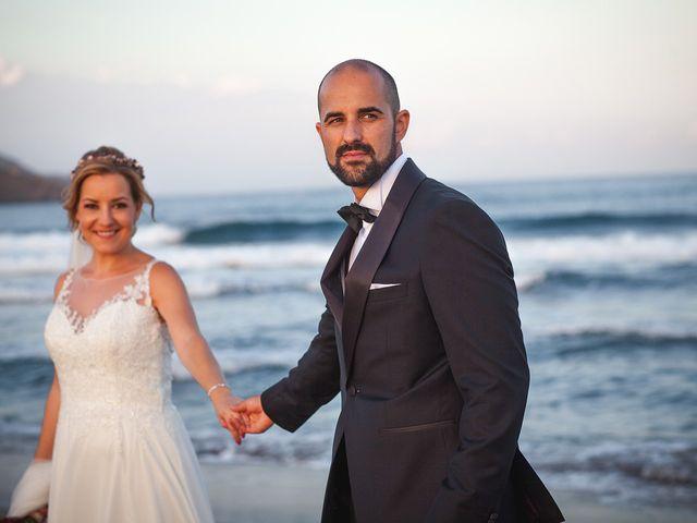 La boda de Antonio y Carmen en San Jose, Almería 22