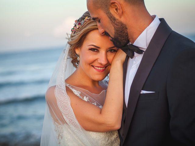 La boda de Antonio y Carmen en San Jose, Almería 23