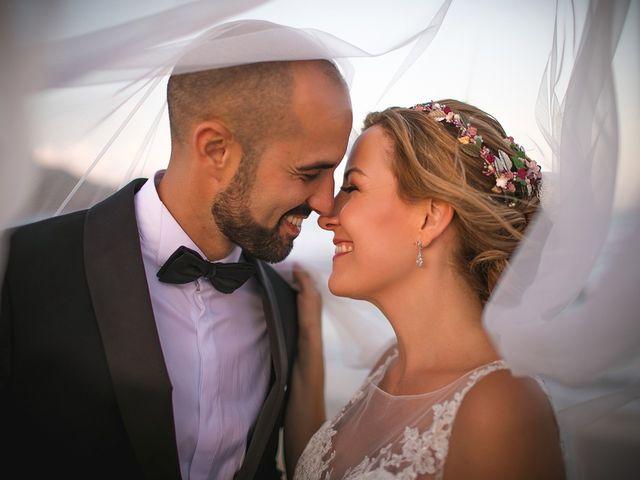 La boda de Antonio y Carmen en San Jose, Almería 24
