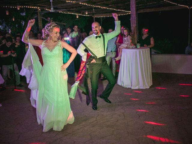 La boda de Antonio y Carmen en San Jose, Almería 26