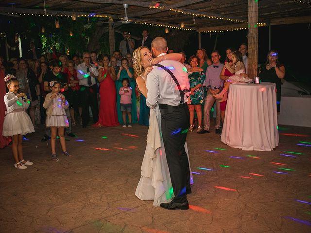 La boda de Antonio y Carmen en San Jose, Almería 27