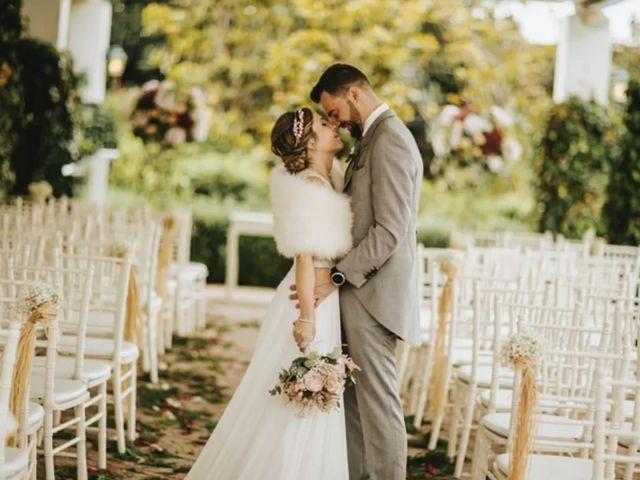 La boda de Dana y Germán