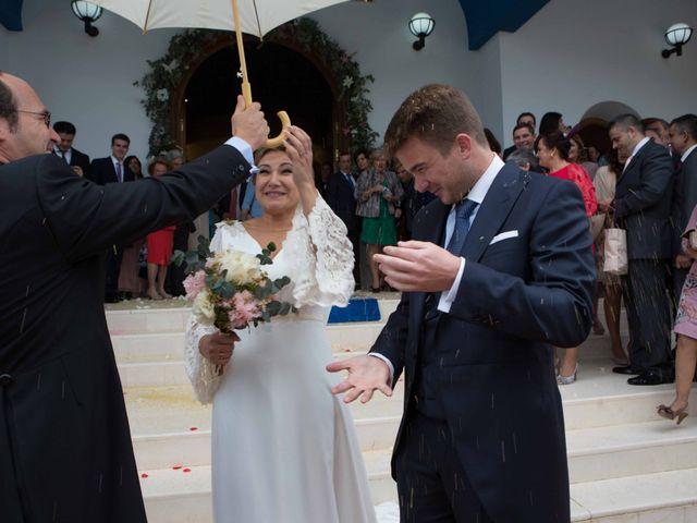 La boda de Juanma y Mª Paz en Córdoba, Córdoba 37