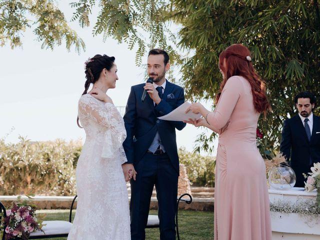 La boda de Úrsula y Antonio en Torre Pacheco, Murcia 11