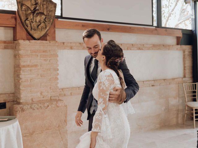 La boda de Antonio y Úrsula