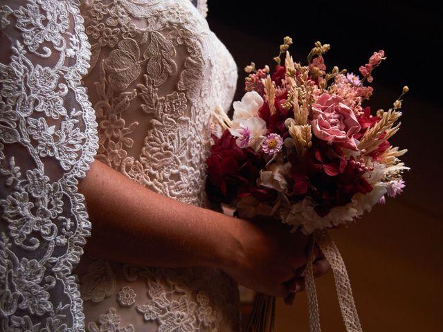La boda de Andrés y Julia en Luna, Zaragoza 21