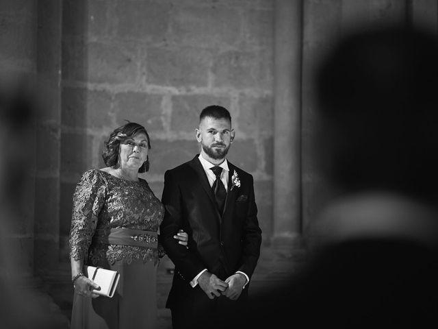La boda de Andrés y Julia en Luna, Zaragoza 24
