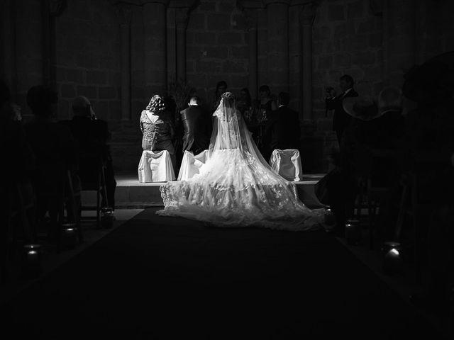 La boda de Andrés y Julia en Luna, Zaragoza 25