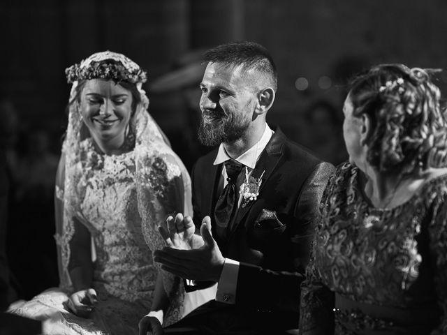 La boda de Andrés y Julia en Luna, Zaragoza 26