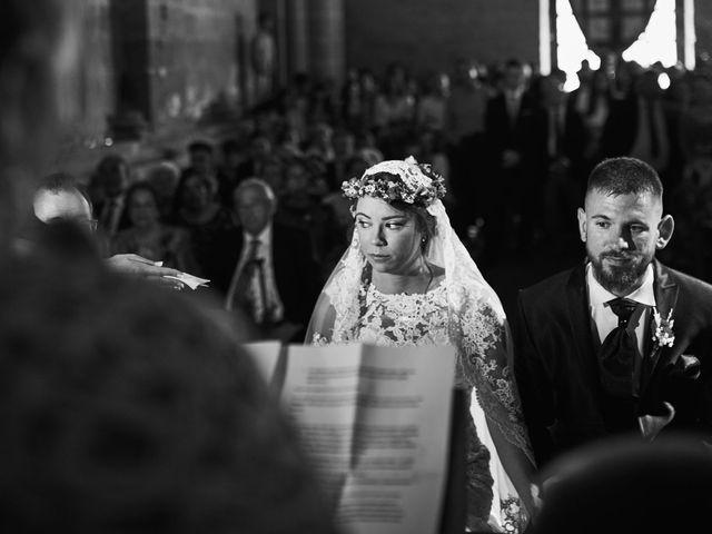 La boda de Andrés y Julia en Luna, Zaragoza 27