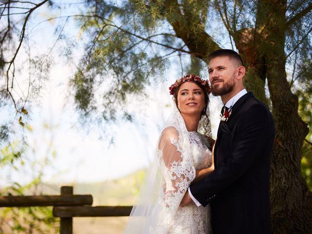 La boda de Julia y Andrés