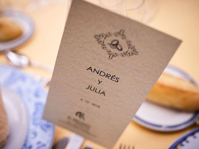 La boda de Andrés y Julia en Luna, Zaragoza 32