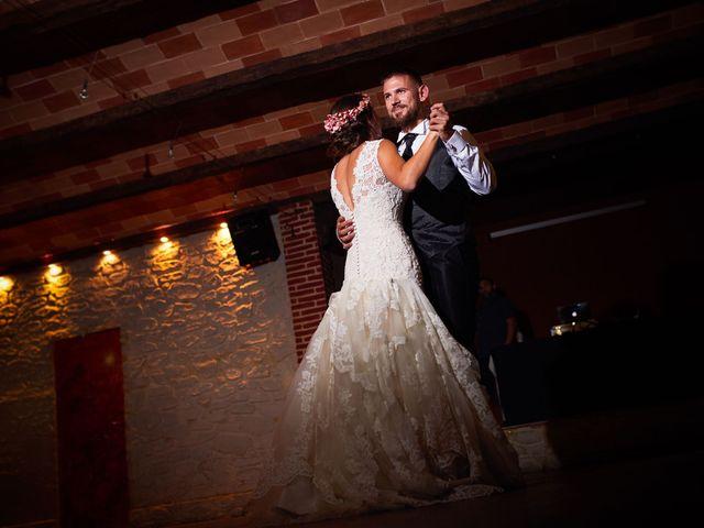 La boda de Andrés y Julia en Luna, Zaragoza 38