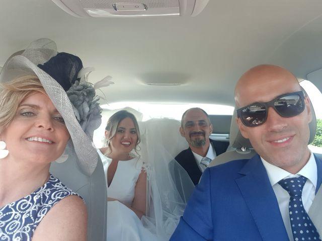 La boda de Daniel  y Alba en Montemayor, Córdoba 1