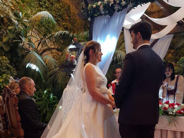 La boda de Daniel  y Alba en Montemayor, Córdoba 2
