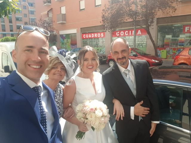 La boda de Daniel  y Alba en Montemayor, Córdoba 3