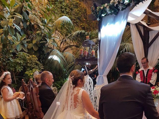 La boda de Daniel  y Alba en Montemayor, Córdoba 4