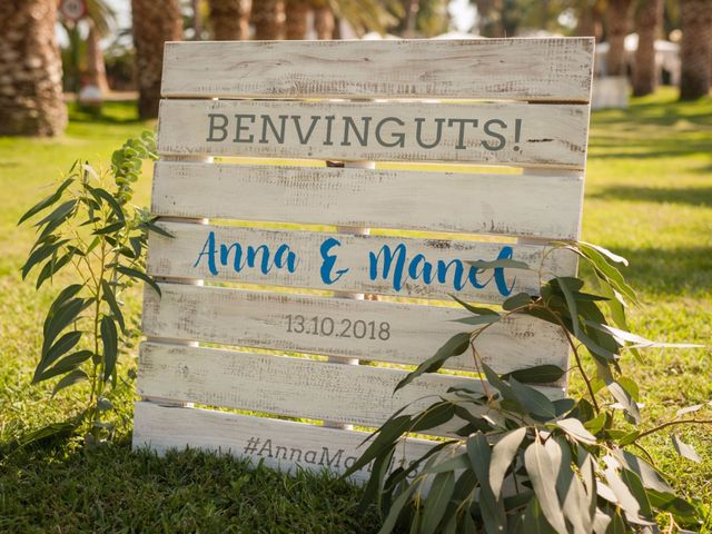 La boda de Manel y Anna en Les Cases D'alcanar, Tarragona 2