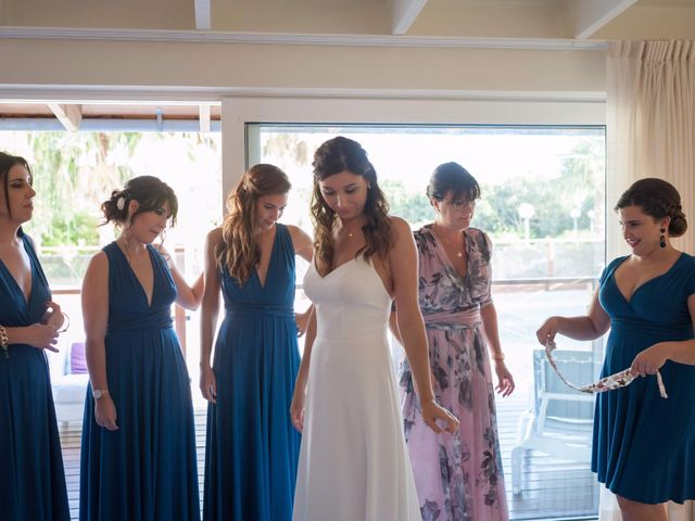 La boda de Manel y Anna en Les Cases D'alcanar, Tarragona 5