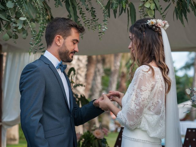 La boda de Manel y Anna en Les Cases D'alcanar, Tarragona 1