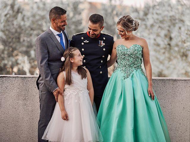 La boda de Jose Manuel y Verónica en Otura, Granada 25