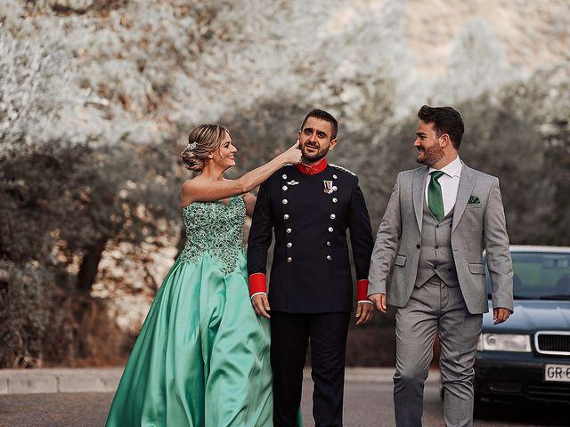 La boda de Jose Manuel y Verónica en Otura, Granada 27