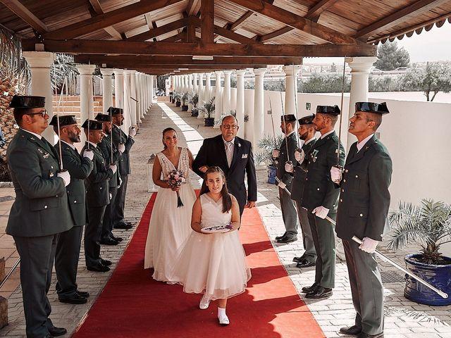 La boda de Jose Manuel y Verónica en Otura, Granada 119