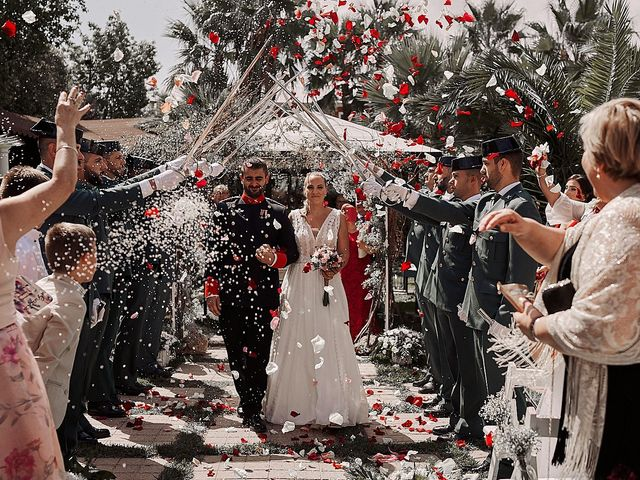 La boda de Jose Manuel y Verónica en Otura, Granada 148
