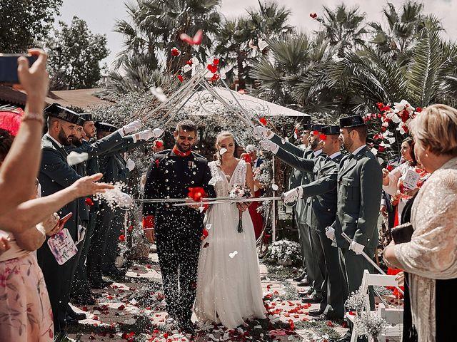 La boda de Jose Manuel y Verónica en Otura, Granada 149