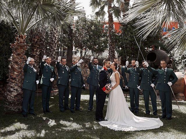 La boda de Jose Manuel y Verónica en Otura, Granada 152