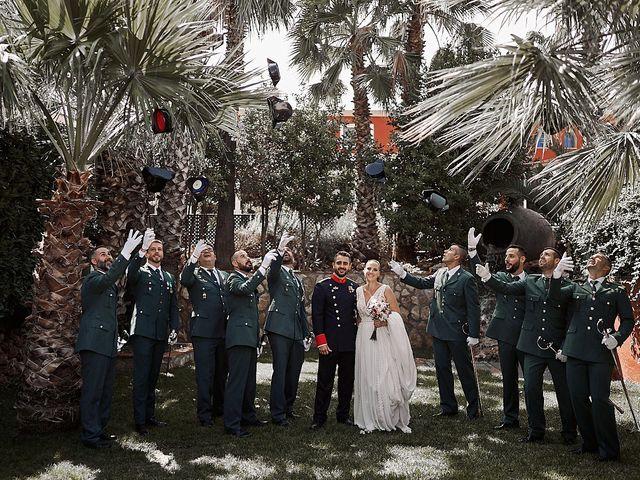 La boda de Jose Manuel y Verónica en Otura, Granada 153