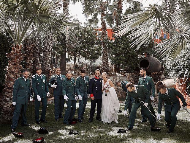 La boda de Jose Manuel y Verónica en Otura, Granada 154