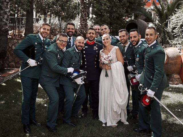 La boda de Jose Manuel y Verónica en Otura, Granada 155