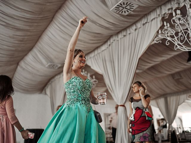 La boda de Jose Manuel y Verónica en Otura, Granada 209