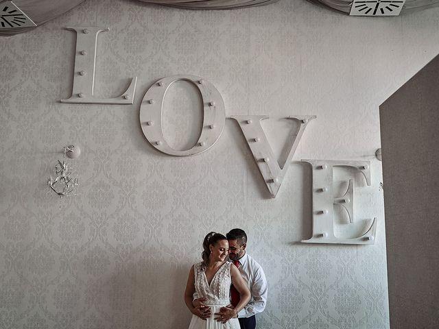 La boda de Jose Manuel y Verónica en Otura, Granada 227