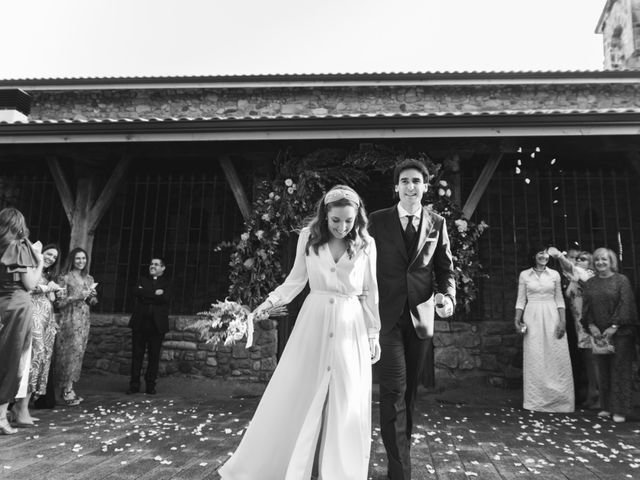 La boda de Eder y Esti en Getxo, Vizcaya 23