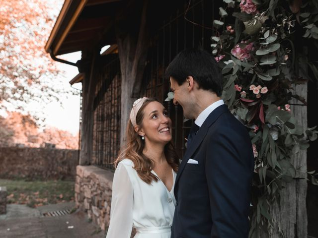 La boda de Eder y Esti en Getxo, Vizcaya 25