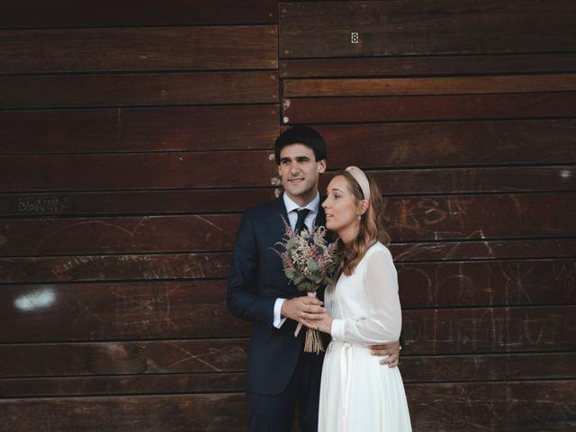 La boda de Eder y Esti en Getxo, Vizcaya 36
